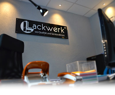 Autolackiererei Lackwerk LW GmbH in Dresden