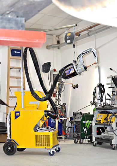 Karosserie Reparatur - GYSPOT Karosserie Reparatur Komplettset