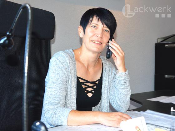 Lackwerk LW GmbH - Büromanagement Silvana Klar